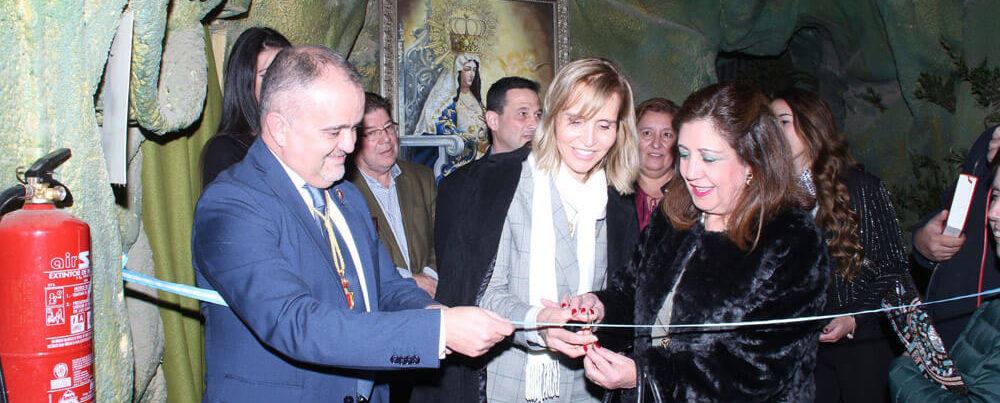 Inauguración Belén