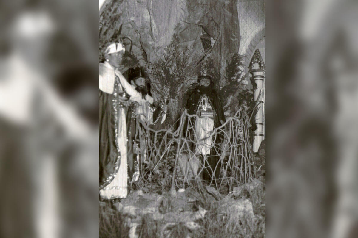 BELÉN VIVIENTE DE BEAS | 1970-1971