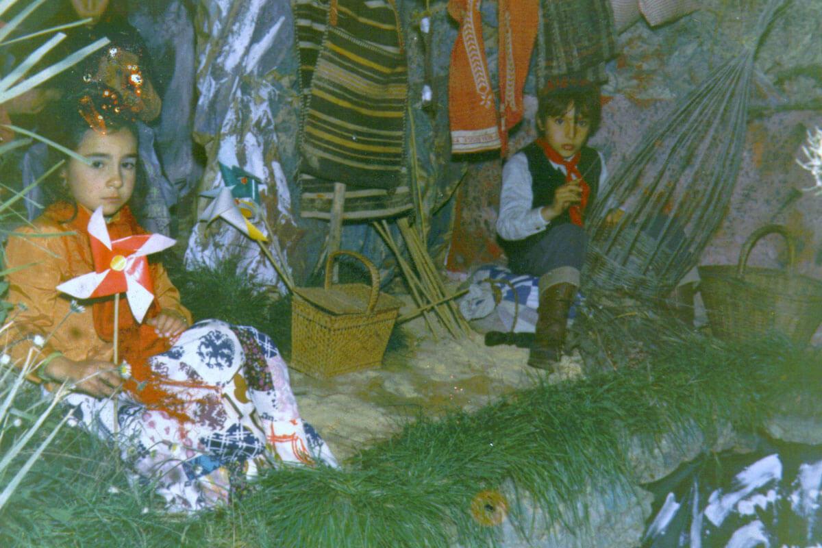 BELÉN VIVIENTE DE BEAS | 1972-1973
