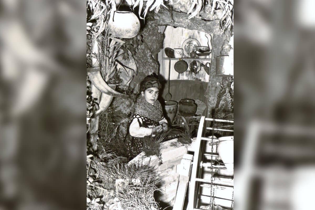 BELÉN VIVIENTE DE BEAS | 1974-1975