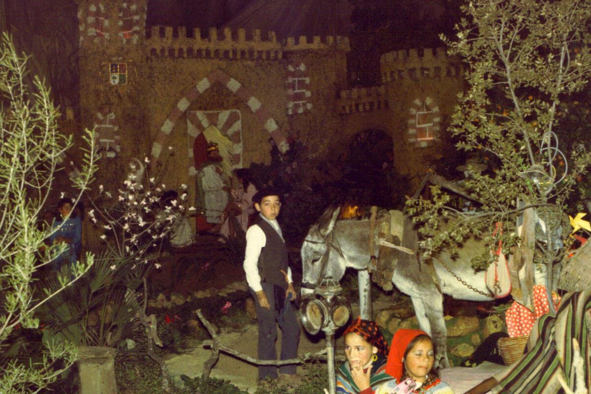 BELÉN VIVIENTE DE BEAS | 1977-1978