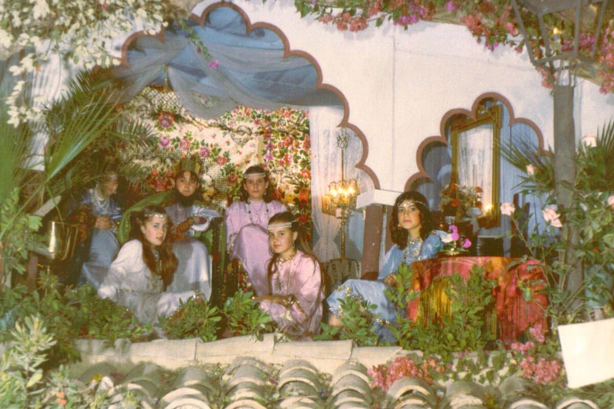 BELÉN VIVIENTE DE BEAS | 1978-1979