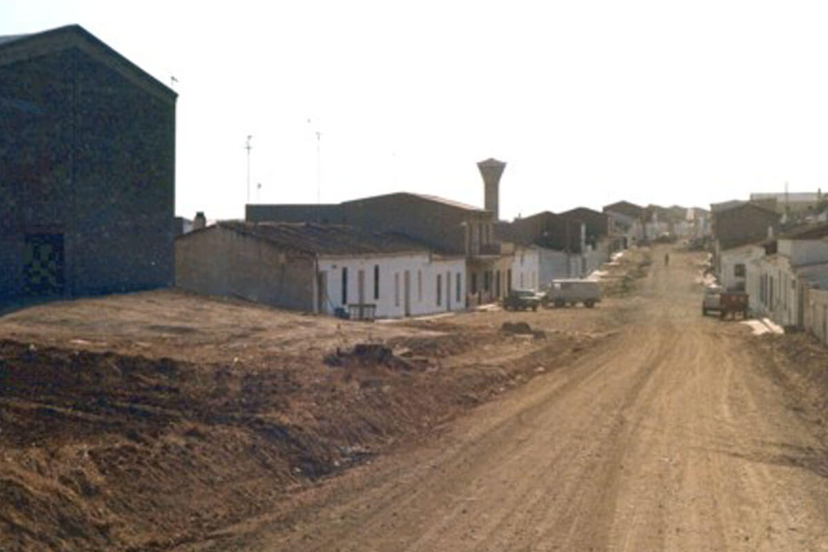 BELÉN VIVIENTE DE BEAS | 1984-1985