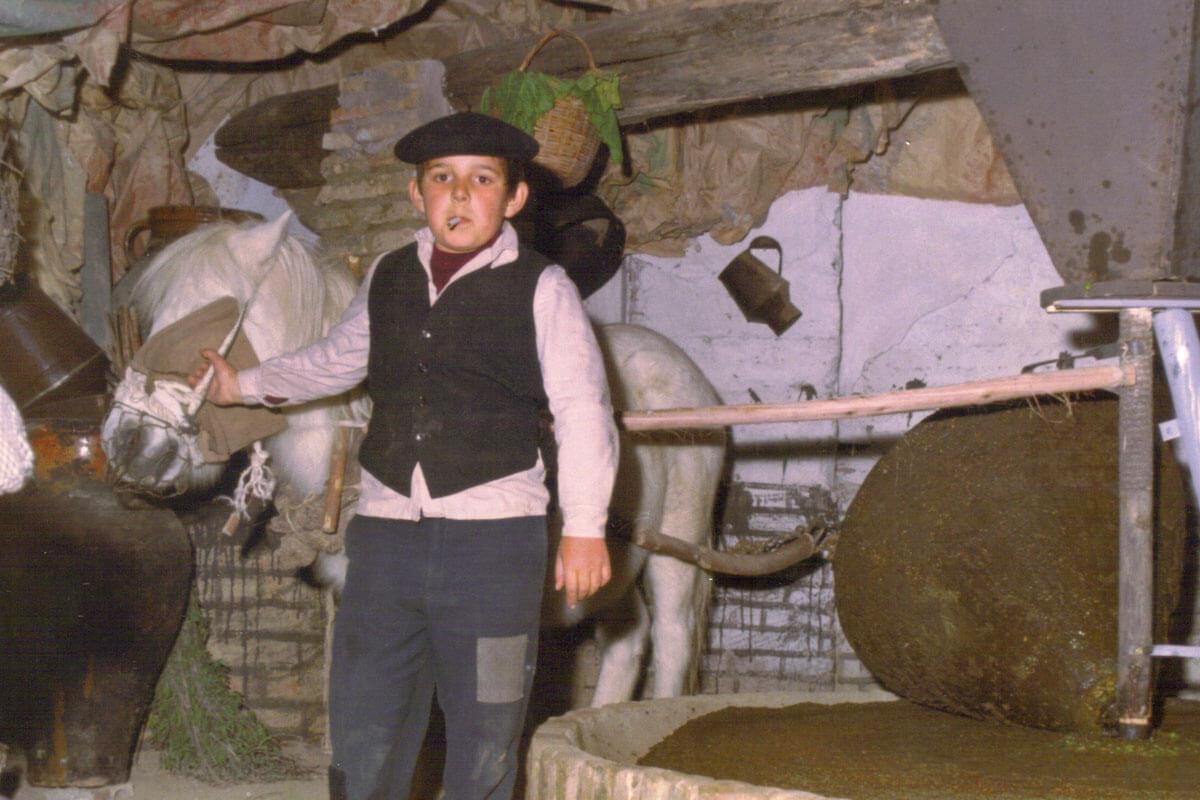 BELÉN VIVIENTE DE BEAS | 1985-1986