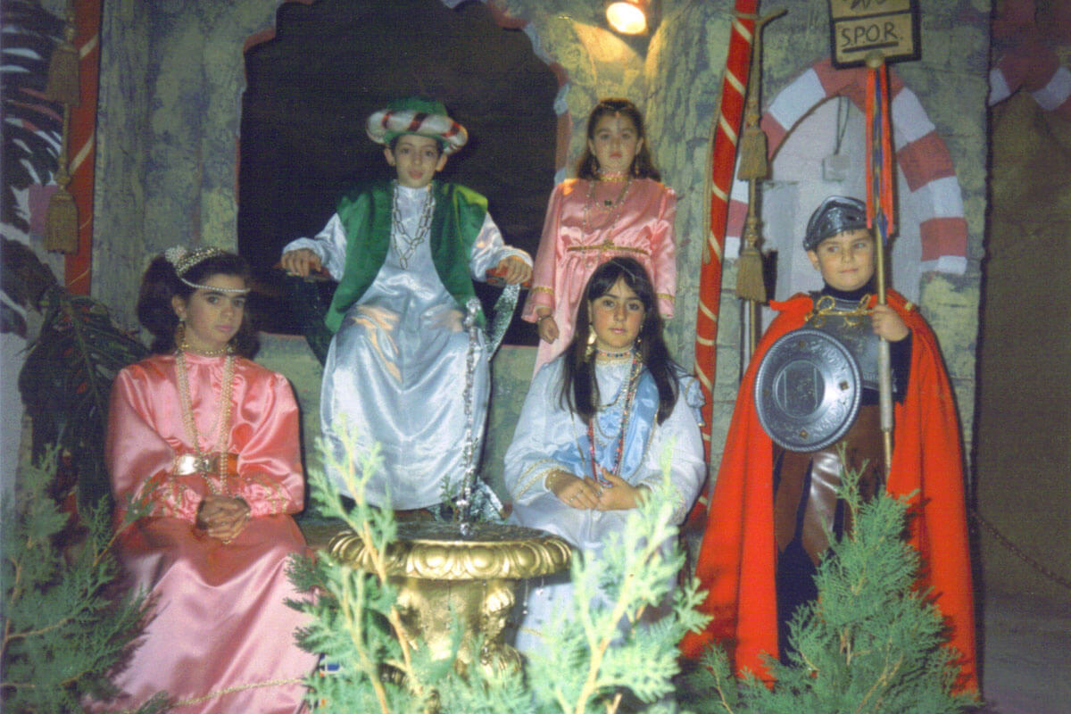 BELÉN VIVIENTE DE BEAS | 1991-1992