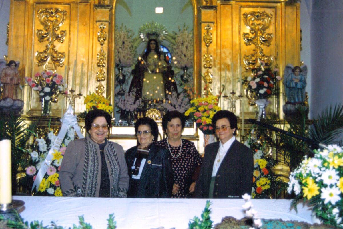 BELÉN VIVIENTE DE BEAS | 1994-1995