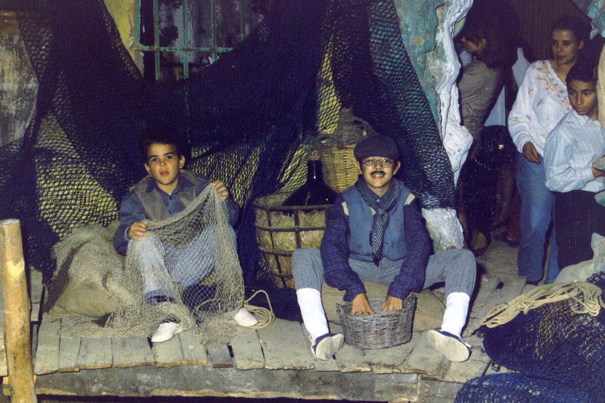 BELÉN VIVIENTE DE BEAS | 1995-1996