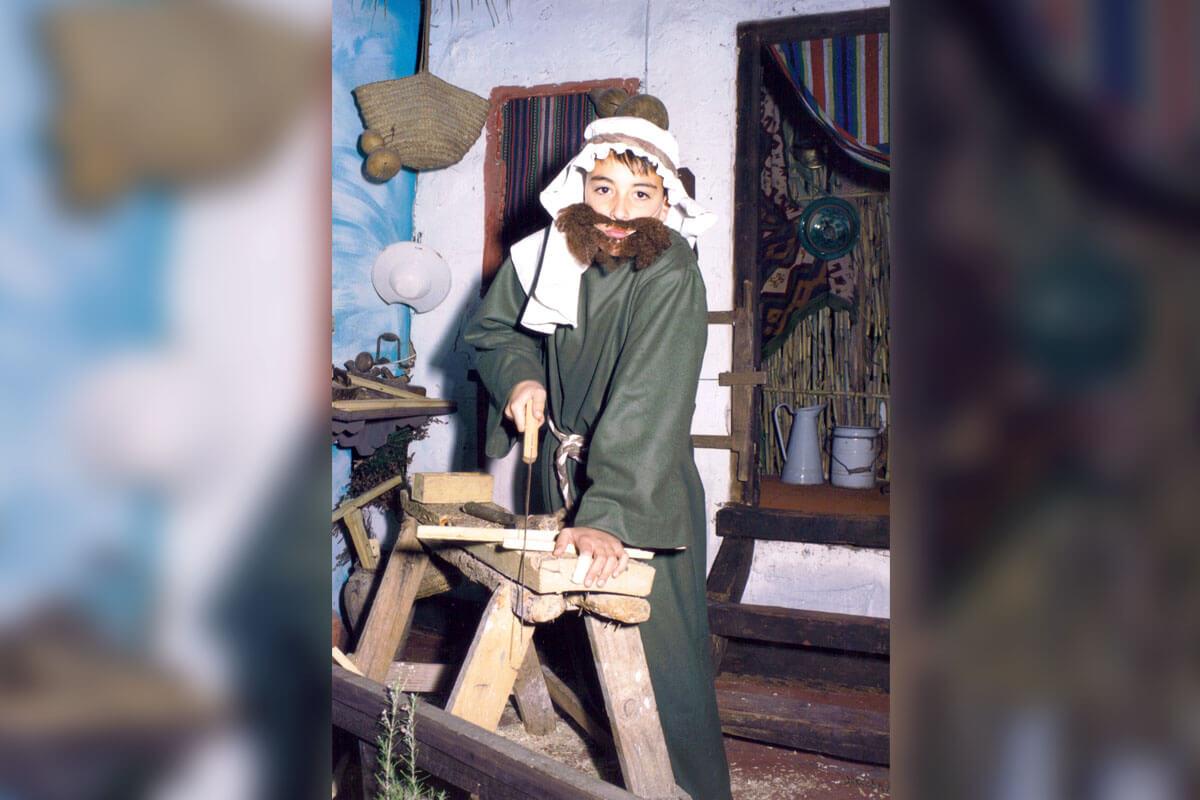 BELÉN VIVIENTE DE BEAS | 1996-1997
