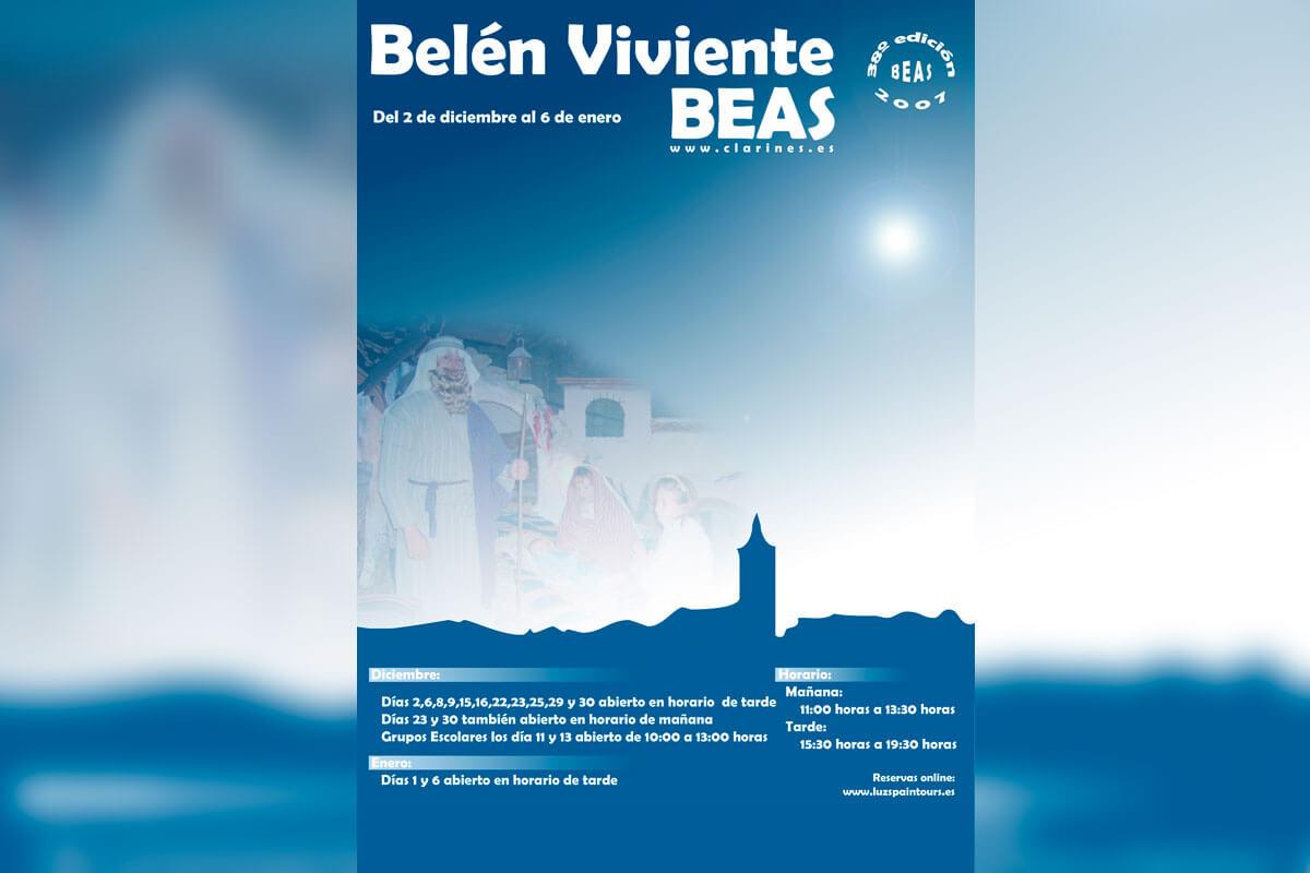 BELÉN VIVIENTE DE BEAS | 2007-2008