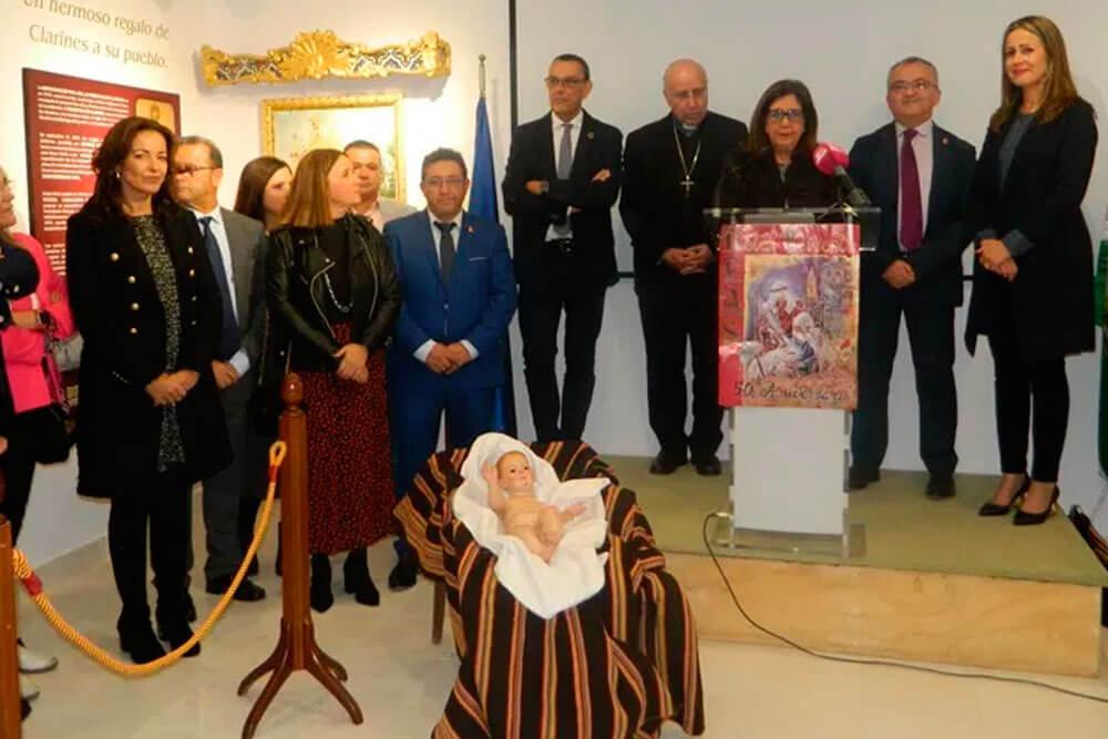 Inauguración Belén Viviente de Beas